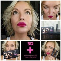 Brand new 3D Fiber Lashes+ available when u sign up at www.melsyouniquelife.com or wait untill 15th July...