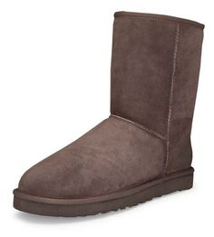 UGG Australia Mens Classic Short Chocolate Winter Boot - 9 -- Find out more about the great product at the image link.