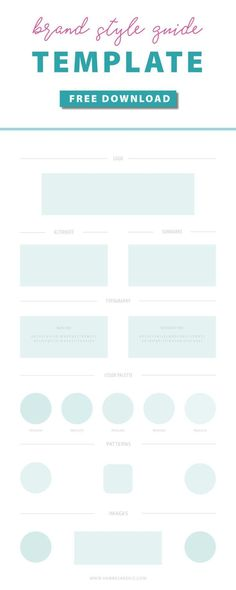 to Creating your Brand Style Guide Free brand style guide template editable in Canva, Illustrator, InDesign or Photoshop!Free brand style guide template editable in Canva, Illustrator, InDesign or Photoshop! Personal Branding, Branding Your Business, Corporate Branding, Logo Branding, Marketing Branding, Restaurant Branding, Content Marketing, Media Marketing, Home Design