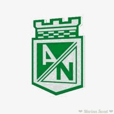 Gif Animado Atletico Nacional - Colombia Soccer World, Football Soccer, Club, Logos, Badges, Frases, Athlete, Champs, Colombia