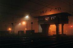 """Nightland"": Breathtaking Urban Nightscape Photography By Michael Streckbein"