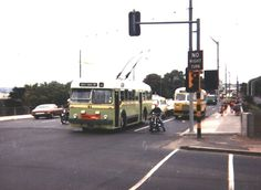 ARA buses on Symonds Street, Auckland, 1977, image via google Auckland New Zealand, My Family History, What Is Like, Buses, Kiwi, South Africa, 1970s, Past, The Neighbourhood