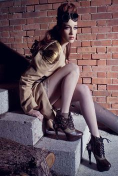 Be fashion forward in our one a kind shoes