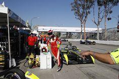 Nelson Piquet Jr volta à Califórnia para o ePrix de Long Beach