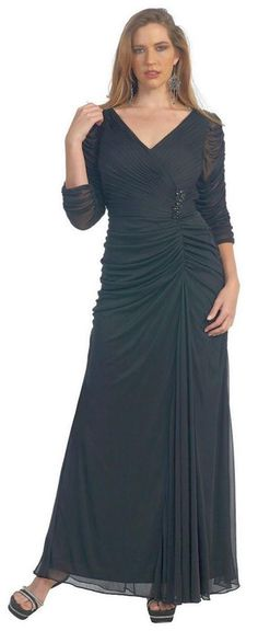 c684323f88 65 Gorgeous Mother Of The Groom Dresses For Fall Weddings