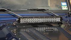 jeep led hood light | 2001 TJ Wrangler