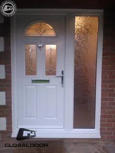 #whitecompositedoors A selection of recently fitted doors, to real homes throughout the UK, Design price and order any door online available as supply only or fully fitted from ust £453 GBP inc Vat & Free Delivery #compositedoor #compositedoors #doorstopdoors