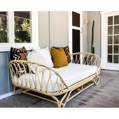 DAYBED | 'paris' by byron bay hanging chairs
