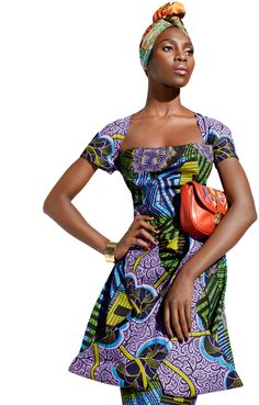 The Palais des Sentiments collection - VLISCO