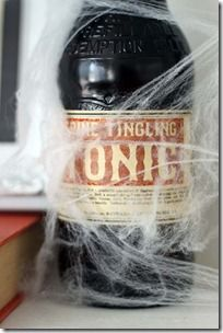 Spine Tingling Tonic.... Lost & Found Halloween Decor || My Mind's Eye