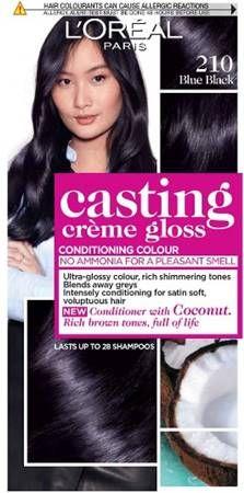Loreal Casting Haircolor Lorealparis Haircolorideas Haircolorblonde Blackhair صبغة لوريال الوان صبغة الشعر 2019 ش Loreal Paris Loreal Hair Colourants