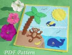 Excited to share the latest addition to my #etsy shop: PDF Sewing Pattern 5 piece Jigsaw Puzzles Baby Sewing Pattern Quiet Book Felt Toy Soft Toy PDF Baby Gift Felt Pattern http://etsy.me/2zTZ9b0 #materialy #ite #pdfsewingpattern #jigsawpuzzles #babysewingpattern #quie