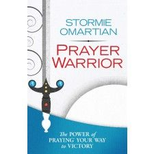 No one can sit on the sidelines today when it comes to spiritual matters - a war is going on between good and evil, and every believer is involved. For every Christian who wants a meaningful prayer life that is more than just asking for blessings, bestselling author Stormie Omartian shows us how to pray with strength and purpose - prayers resulting in great victory, not only personally but also in advancing God's kingdom and glory.