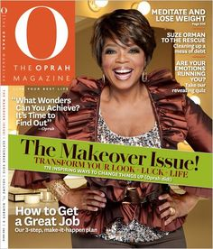 """oprah magazine covers 