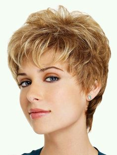 Short Hair Styles: Layered Hairstyles I am thinking about having this done to my… – Monika Düresch – Hair Clips Short Thin Hair, Short Hair With Layers, Short Hair Cuts For Women, Short Hair Styles, Thick Hair, Short Hairstyles 2015, Short Blonde Haircuts, Short Hairstyles For Women, Layered Hairstyles