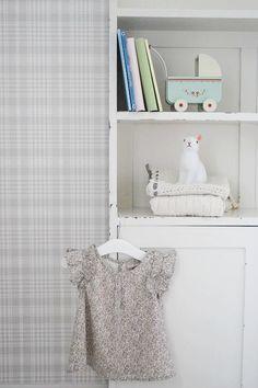 kinderkamer naturel | Konijn lamp via juliasvitadrommar.se