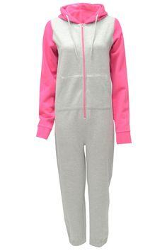 Pop Couture - Gloria Colour Block Onesie, £36.00 (http://www.popcouture.co.uk/clothing/onesies/gloria-colour-block-onesie/)