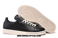 New Products Latest Adidas Men Casual adidas stan smith Leather black white