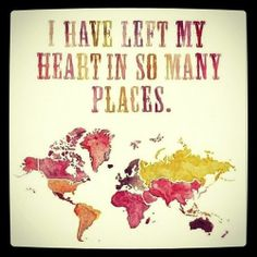 #world #travel