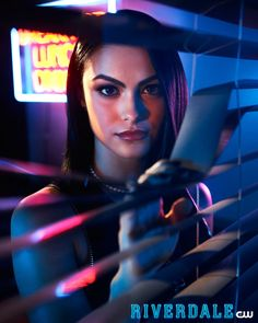 Camila Mendes as (Veronica Lodge) #Riverdale