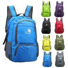 Men Free Knight 25L Outdoor Hiking Backpack Lightweight Waterproof Nylon Bag