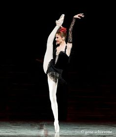 Observations of a Ballerina in Training: Oh, Svetlana Zakharova