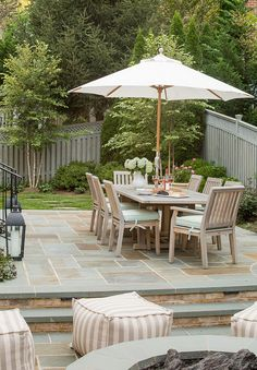 94 Excellent Backyard Patio Designs - Interior-design was essential for property owners. Along with there's also a growing value in making up exquisite yard patio layout. Pergola Design, Pergola Patio, Outdoor Landscaping, Pergola Kits, Pergola Ideas, Patio Roof, Patio Dining, Outdoor Dining, Outdoor Decor