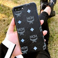 15 best mcm iphone cases images 7 plus, buy cheap, i phone casesmcm claus iphone 6 6 plus case in black mcmback6d · mcm iphone cases
