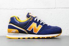 NEW BALANCE 574 (STADIUM JACKET PACK) | Sneaker Freaker