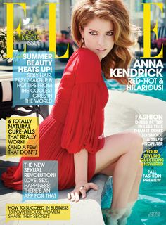 Anna Kendrick Covers Elle Magazine, Says She Hasn?t Been Hit On in Five Years   E! Online Mobile