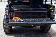 DefconBrix | Bed Storage Solutions | TruckVault + CargoGlide - Expedition Portal