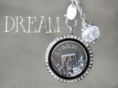 DREAM! Design your locket now that tells your story at www.dawnderossett.origamiowl.com