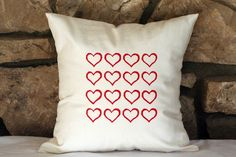 http://www.etsy.com/listing/67617076/heart-throw-pillows-ivory-and-red-16x16