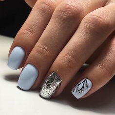 "5,328 Likes, 5 Comments - Поиск идей для ваших ногтей (@nail_poisk) on Instagram: ""Работа @nailhouse_studio"""