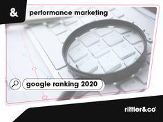Google Ranking verbessern in 2020