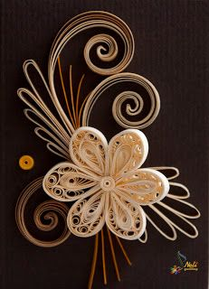 *QUILLING ~ by: neli: Quilling cards