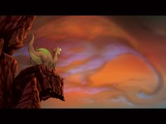 Let your heart guide you... by *theCHAMBA on deviantART.  Littlefoot - The Land Before Time