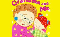 BabyZone: 7 Great Picture Books About Grandparents!   | Grandma and Me