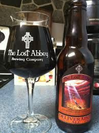Lost Abbey Deliverance. One of the best beers I've ever had.
