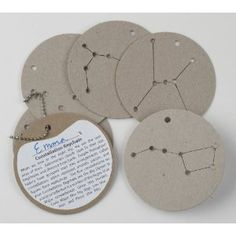 Homeschool Constellation Craft Kit (makes 1 project)