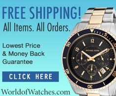 AFFILIATE MARKETING COLLECTIONS IN BLOG: WorldofWatches - Memorial Weekend Links, New Coupo...