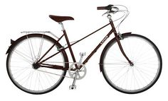 My dream summer bike - a Linus Mixte 3  #PBperfectsaturday with @Caitlin Flemming and @Poppy Barley
