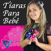 MERCADO DIGITAL: Tiaras Para Bebê