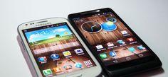 Silvester gut überstanden? Gleich zu Jahresanfang präsentieren wir euch ein neues Video, in dem wir zwei der letzten Smartphones, die wir getestet haben, nämlich das Samsung Galaxy S3 mini und das Motorola Razr i, in einem Vergleichsvideo gegenüberstellen.