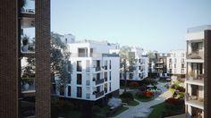 Mixed-use development on Pasichna str. Lviv, Ukraine
