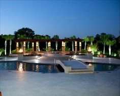 Mediterranean Pool - mediterranean - pool - dallas - by Pool Environments, Inc.