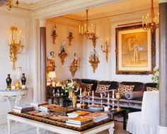 Fifth Avenue Style : A Designer's New York Apartment