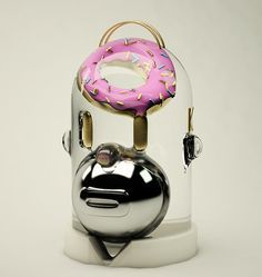 Donuts. Is there anything they can't do? on Behance