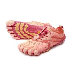 finest selection 0ad68 63f2c Vibram Fivefingers Women s V-Run Pink Red