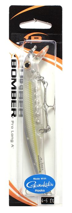 Bomber Suspending Pro Long A-Tim Horton Fishing Lure *** See this great product.